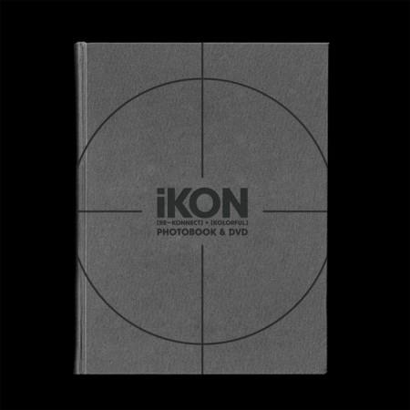 iKON(アイコン) -  iKON 2018 PRIVATE STAGE PHOTOBOOK&DVD