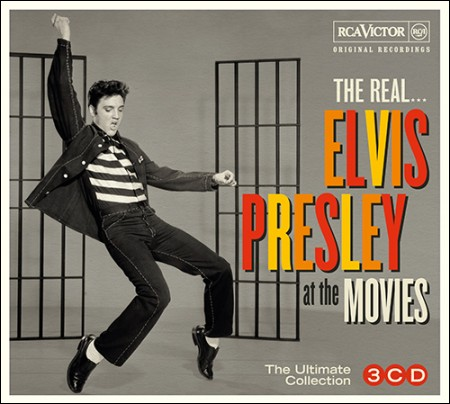 ELVIS PRESLEY(エルビス・プレスリー) -  [THE REAL ... ELVIS PRESLEY AT THE MOVIES】(3CD)