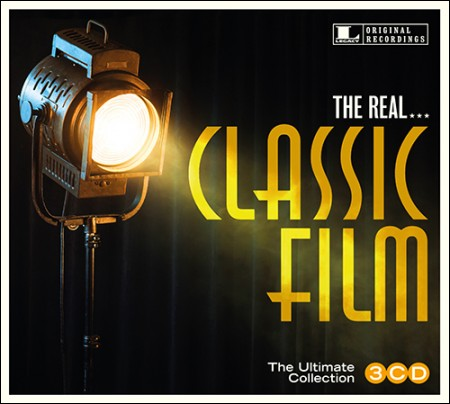 THE ULTIMATE CLASSIC FILM SOUNDTRACK COLLECTION  -  [THE REAL ... CLASSIC FILM](3CD)