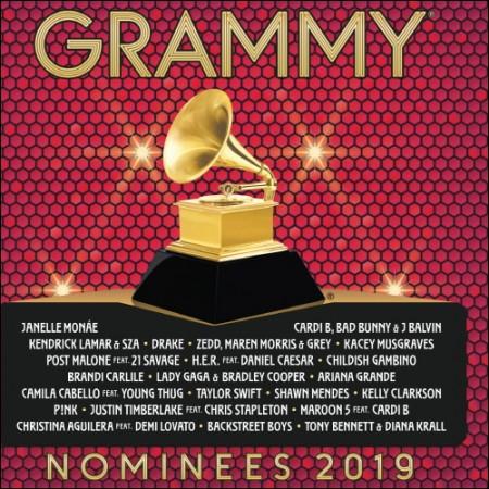 2019 Grammy Nominees(2019グラミーノミニース)(1CD)