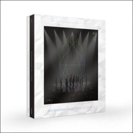セブンティーン(SEVENTEEN) -  [2018 SEVENTEEN CONCERT「IDEAL CUT」IN SEOUL DVD](3 DISC)