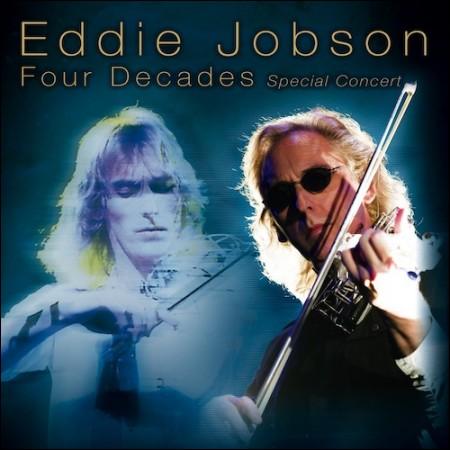 EDDIE JOBSON(エディジャプスン) -  [FOUR DECADES](2CD)