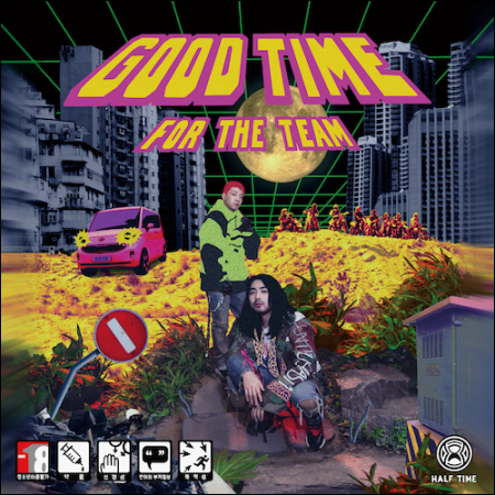 LIL BOI X TAKEONE  -  [GOOD TIME FOR THE TEAM](2CD)