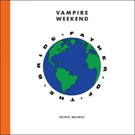 VAMPIRE WEEKEND(ヴァンパイア・ウィークエンド) - 正規4集[FATHER OF THE BRIDE]