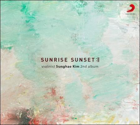キム・ソンヘ(SUNGHAE KIM) - バイオリン2集[春夏秋冬再び春 -  SUNRISE SUNSET:ll]