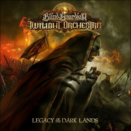 BLIND GUARDIAN TWILIGHT ORCHESTRA  -  LEGACY OF THE DARK LANDS [2CD]