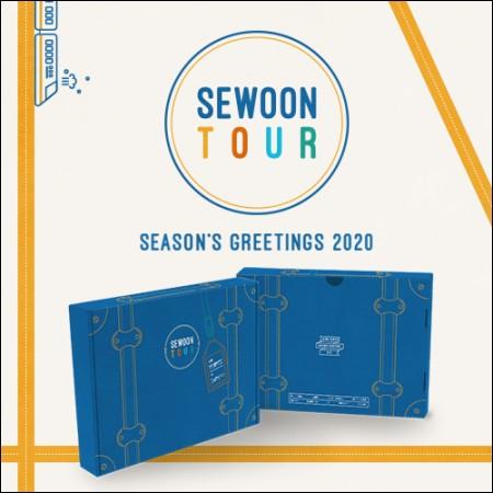 ジョンセウン(JEONG SEWOON) -  [JEONG SEWOON 2020 SEASON'S GREETINGS]