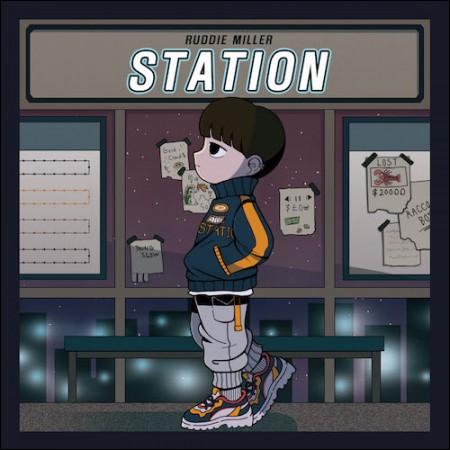 ルディミラー(RUDDIE MILLER) -  STATION(1ST EP)