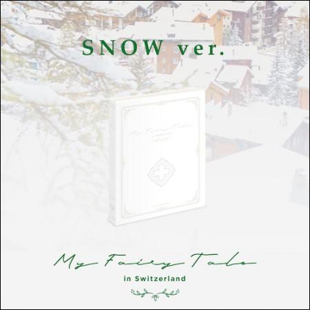 イ・ジンヒョク(LEE JIN HYUK) - 写真集[MY FAIRY TALE](SNOW VER。)
