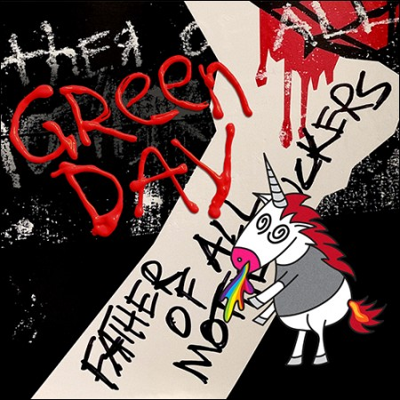 GREEN DAY(グリーンデイ) -  [FATHER OF ALL ...](EU輸入盤)