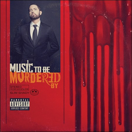 EMINEM(エミネム) -  [MUSIC TO BE MURDERED BY]