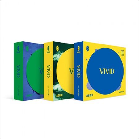 このビシクス(AB6IX) -  2ND EP [VIVID](バージョン3種中ランダム)