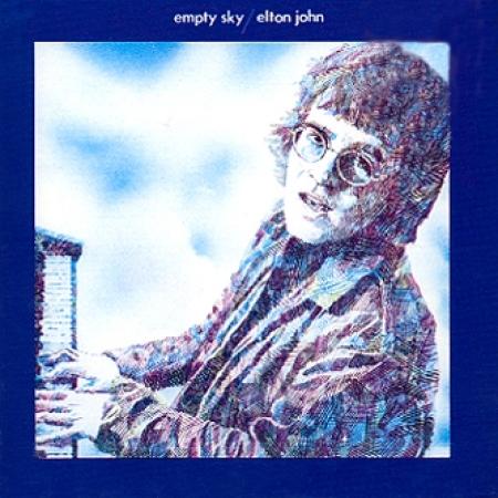 ELTON JOHN(エルトン・ゾーン) -  EMPTY SKY(LP MINIATURE SERIES 16)
