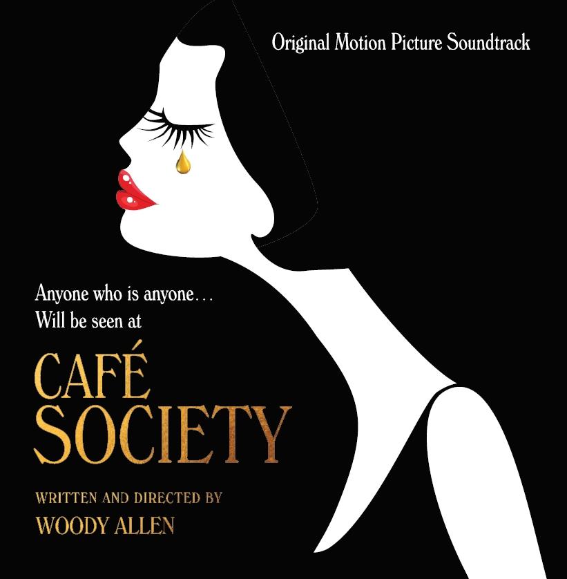 カフェソサエティ(Cafe Society) -  OST