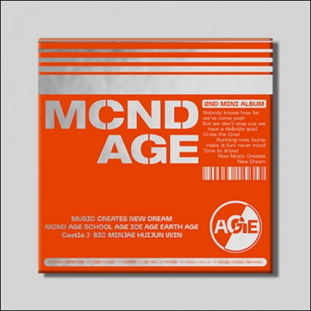 MCND - ミニ2集  [MCND AGE] HIT Ver.