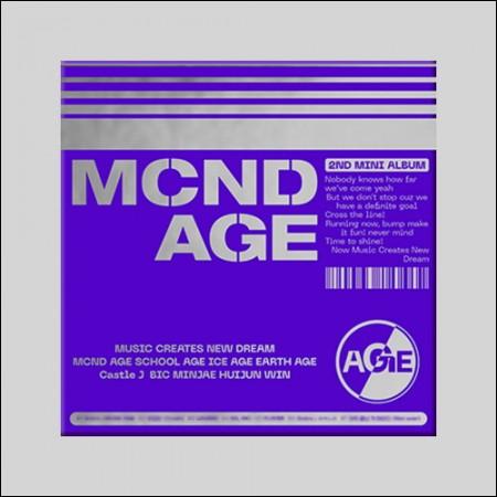 MCND - ミニ2集  [MCND AGE] GET Ver.