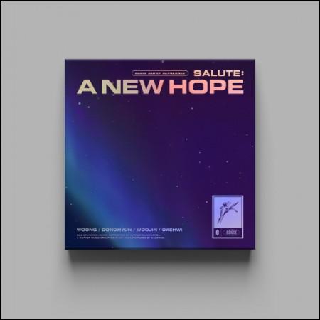 AB6IX - 3RD EP REPACKAGE [SALUTE : A NEW HOPE] HOPE Ver.