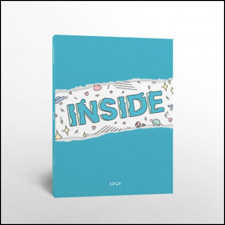 LUCY(루시) - LUCY 3rd Single [INSIDE]