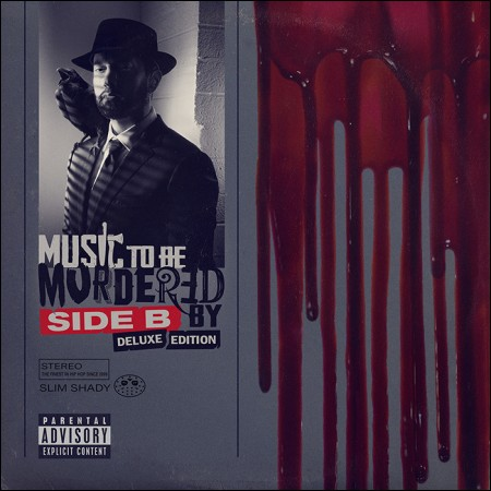 Eminem - [Music To Be Murdered By – Side B] (Deluxe Edition)