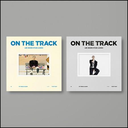 [세트] 이승협 (J.DON) - 싱글 1집 [ON THE TRACK] 세트