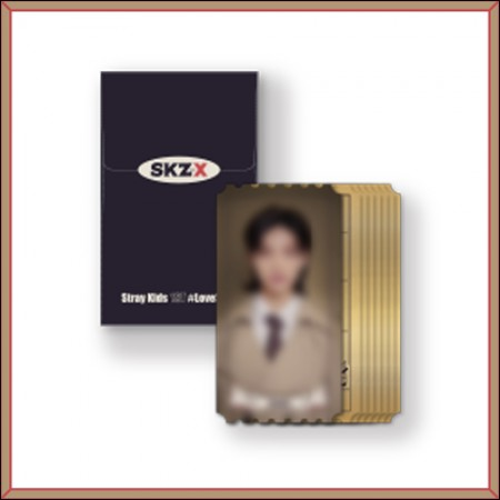 STRAY KIDS(Stray Kids)-[1ST#LoveSTAY'SKZ-X'] Special Photo Ticket Set SPECIAL PHOTO TICKET SET