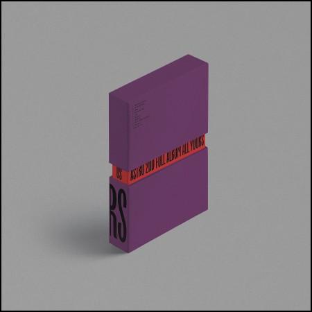 아스트로(ASTRO) - 정규 2집 앨범 [All Yours] (US ver.)