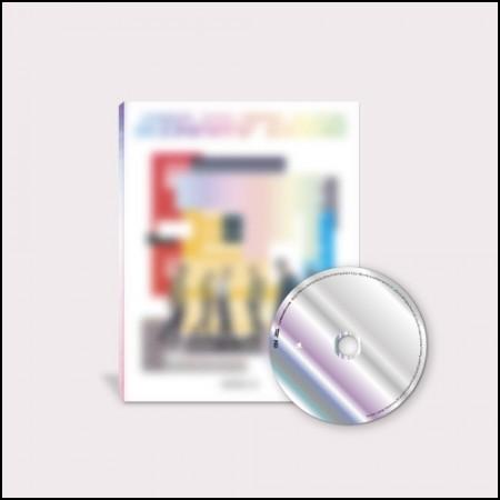 원어스(ONEUS) - 미니 5집 [BINARY CODE] (ONE Ver.)