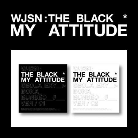 [랜덤] 우주소녀 더 블랙 (WJSN THE BLACK) - 싱글앨범 [My attitude]