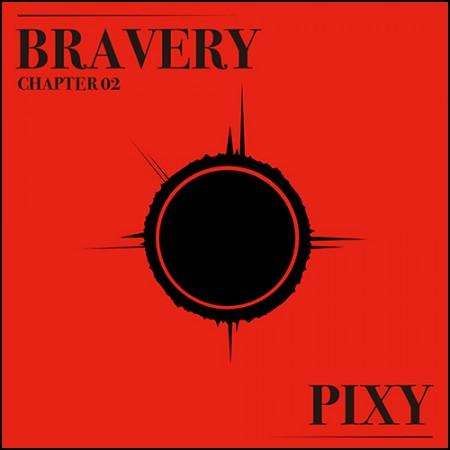 픽시 (PIXY) - CHAPTER 02. FAIRY FOREST [BRAVERY] (1ST 미니앨범)