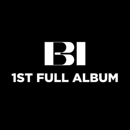 B.I 1st Full Album - WATERFALL