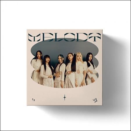 에버글로우 (EVERGLOW) - 3rd Single Album [LAST MELODY] (First Memoir ver.)