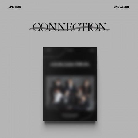 업텐션 (UP10TION) - 정규 2집 [CONNECTION (silhouette ver.)]
