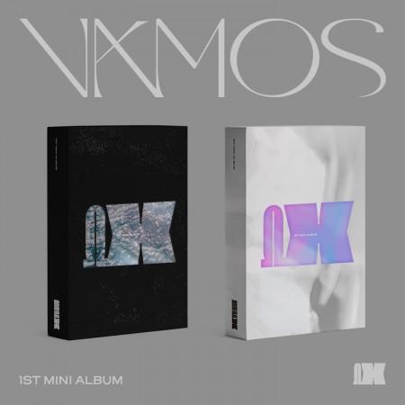 [세트] 오메가엑스 (OMEGA X) - 1ST MINI ALBUM [VAMOS](O + X Ver.)