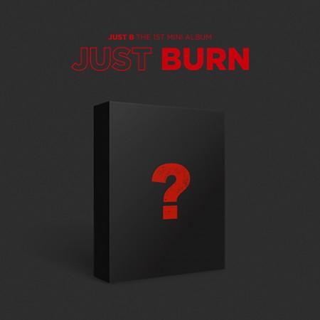 저스트비(JUST B) - THE 1ST MINI ALBUM [JUST BURN]