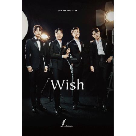 레떼아모르(LETTEAMOR)-  1st Mini Album [ Wish]  (Classic ver)