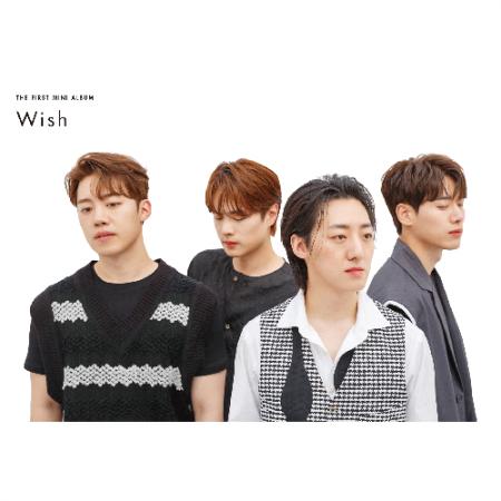 레떼아모르(LETTEAMOR)-  1st Mini Album [ Wish]  (Casual Ver.)