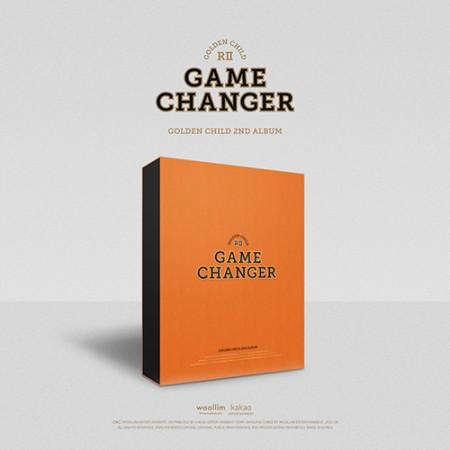 골든차일드 (Golden Child) - 2nd Album [Game Changer] 한정반 Ver.