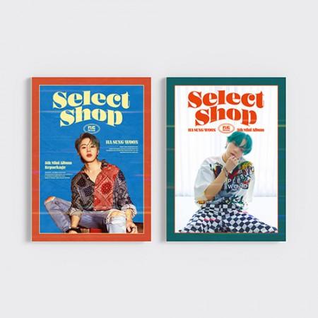 하성운 - 미니 5집 리패키지 [Select Shop] (SET ver.)