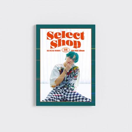 하성운 - 미니 5집 리패키지 [Select Shop] (Sweet ver.)