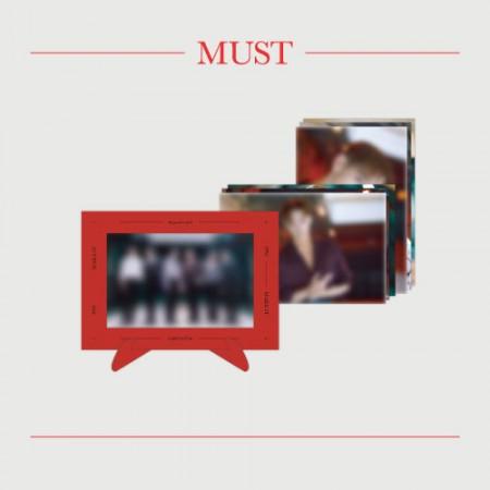 2PM [MUST] OFFICIAL MD 페이퍼 프레임 & 포토 세트 Paper Frame & Photo Set