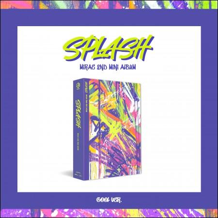 미래소년 [Splash – MIRAE 2nd Mini Album (Cool ver.)]