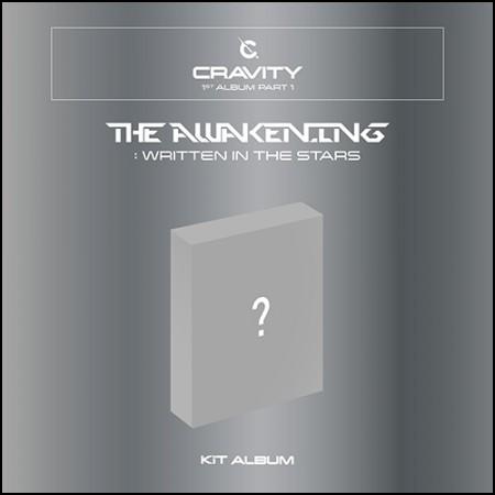 CRAVITY (크래비티) - 정규 1집 Part.1 [The Awakening :Written in the Stars] (KIT)