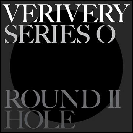 베리베리(VERIVERY) -  6th MINI ALBUM SERIES 'O' [ROUND 2 : HOLE](LOCK ver.)