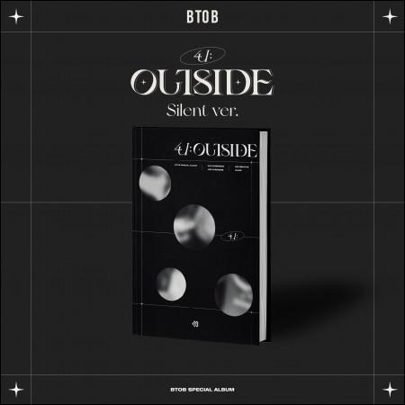 비투비 (BTOB) - [4U : OUTSIDE (Silent ver.) ]
