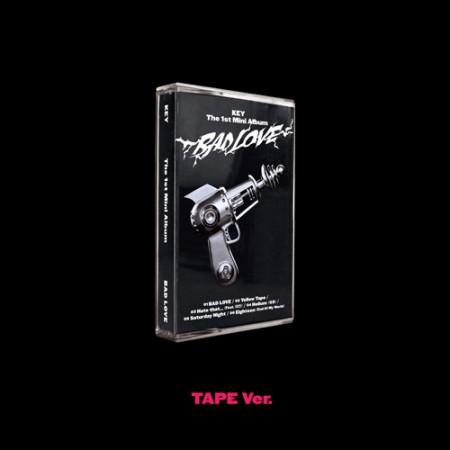 키(KEY) - 미니앨범1집_'BAD LOVE'(TAPE Ver.)
