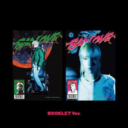 키(KEY) - 미니앨범1집_'BAD LOVE'(BOOKLET Ver.)