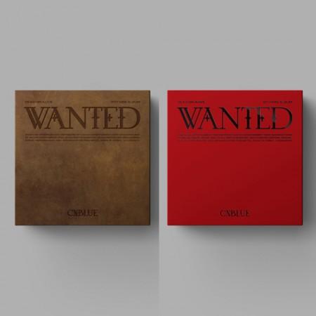 씨엔블루 (CNBLUE) - 9TH 미니앨범 [WANTED] (랜덤)