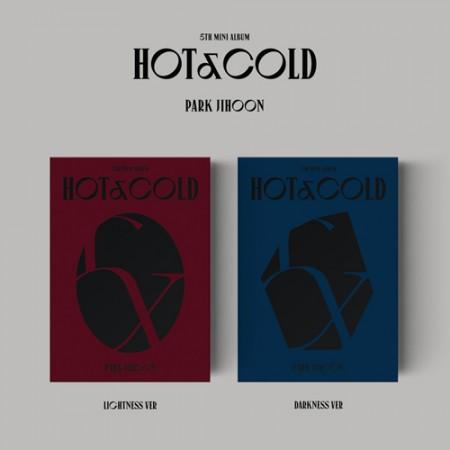 박지훈(PARK JIHOON) - 5th MINI ALBUM [HOT&COLD] (SET)