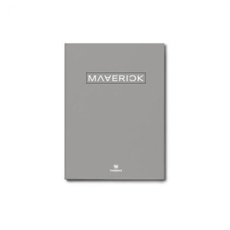 더보이즈(THE BOYZ) - THE BOYZ 3rd Single Album [MAVERICK] STORY BOOK Ver.