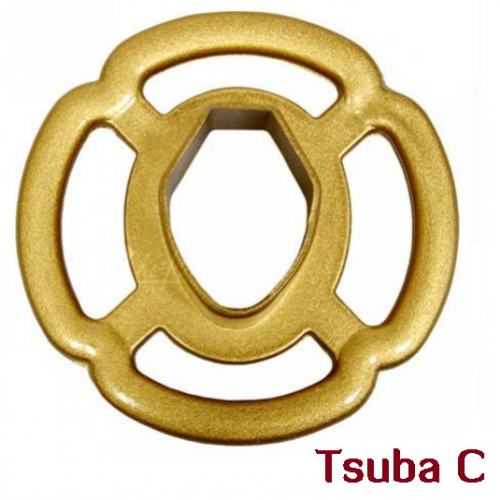 Bokken Tsuba C